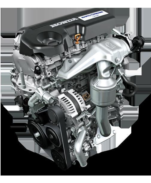 Honda WR-V iDTEC Diesel Engine
