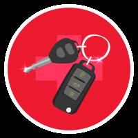 sanitize keys