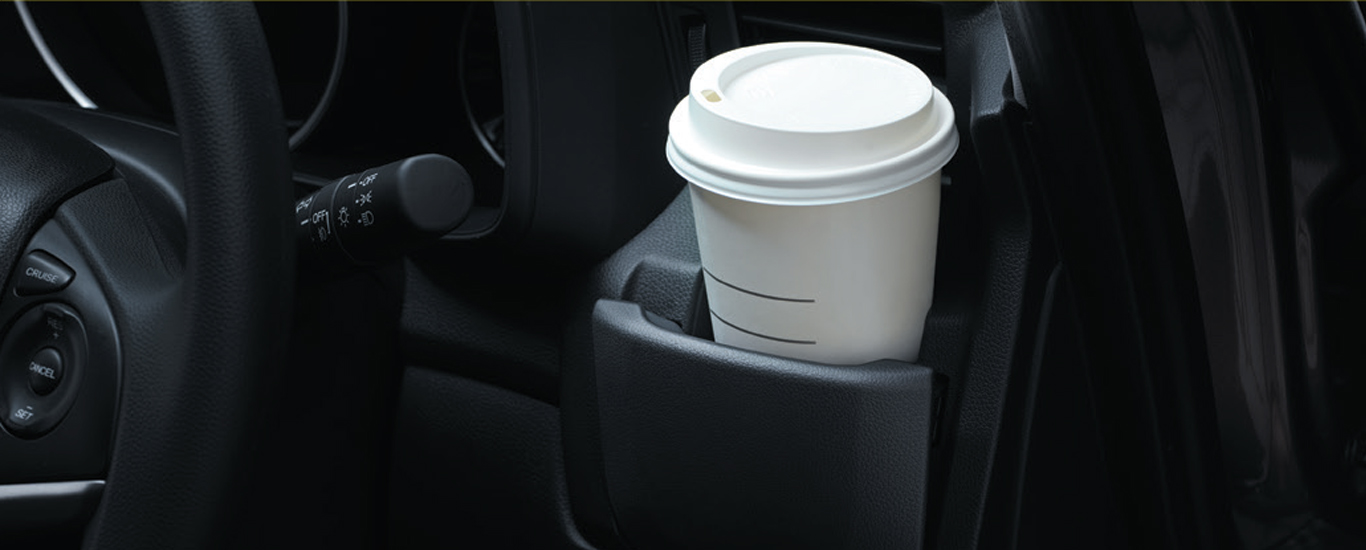 Driver Side Cup Holder