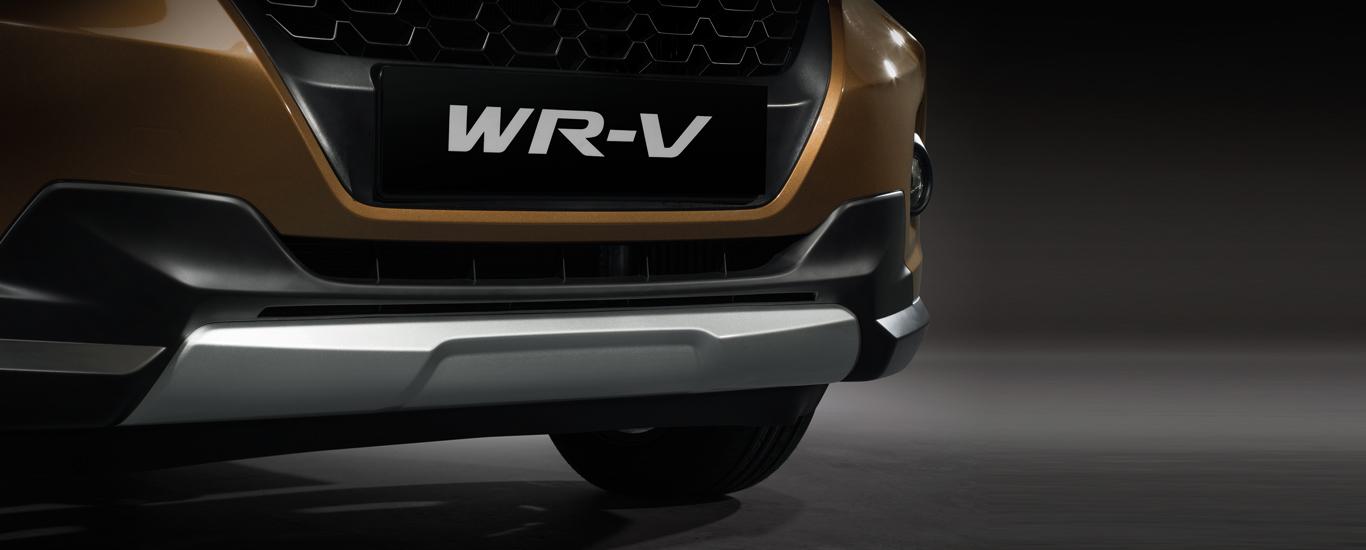 Honda WR-V Bumper Skid Plate