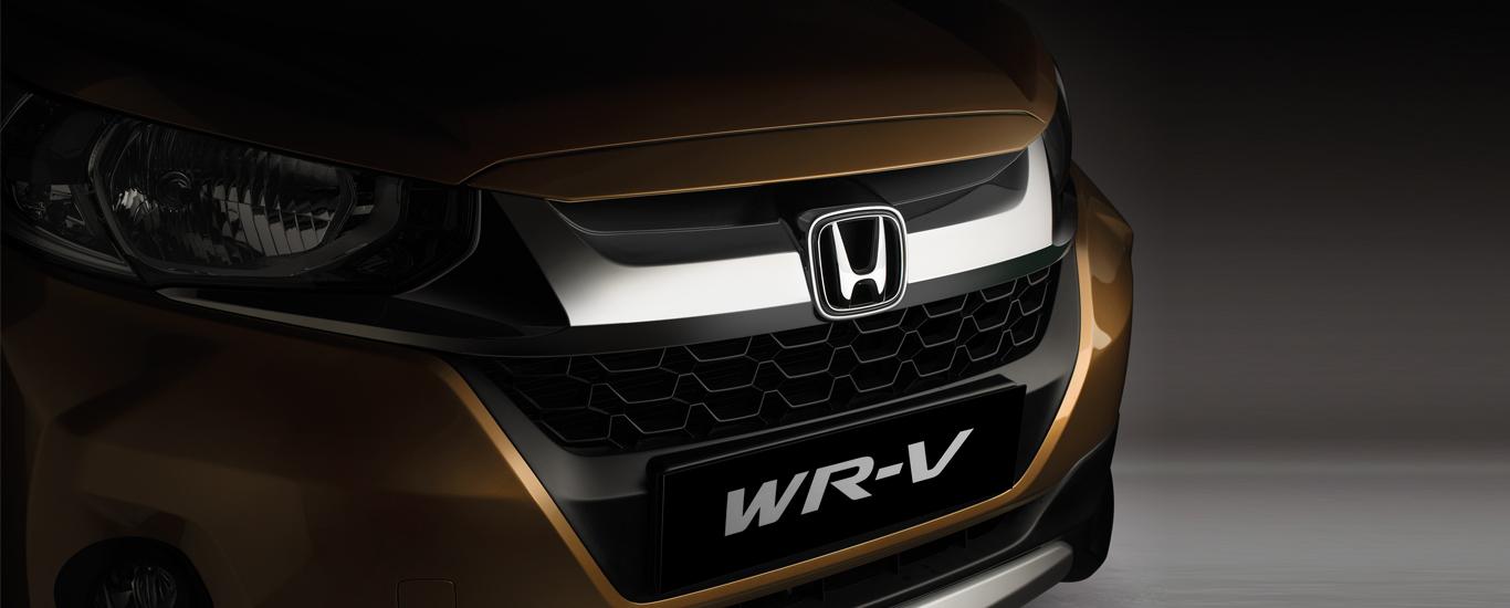 Honda WR-V Chrome Grille