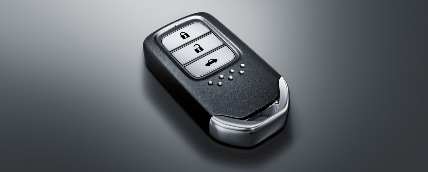 WRV Smart Key System