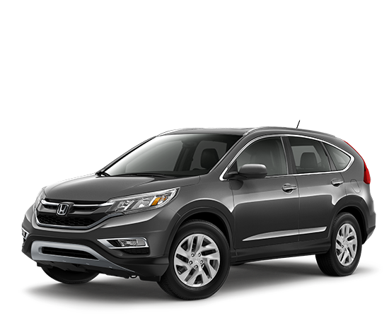 Modern steel metallic CR-V