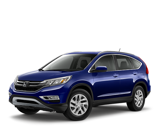 Twilight blue metallic CR-V