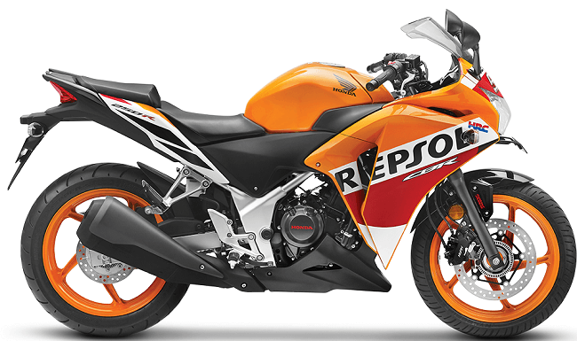 Repsol Race Replica  CBR 250R