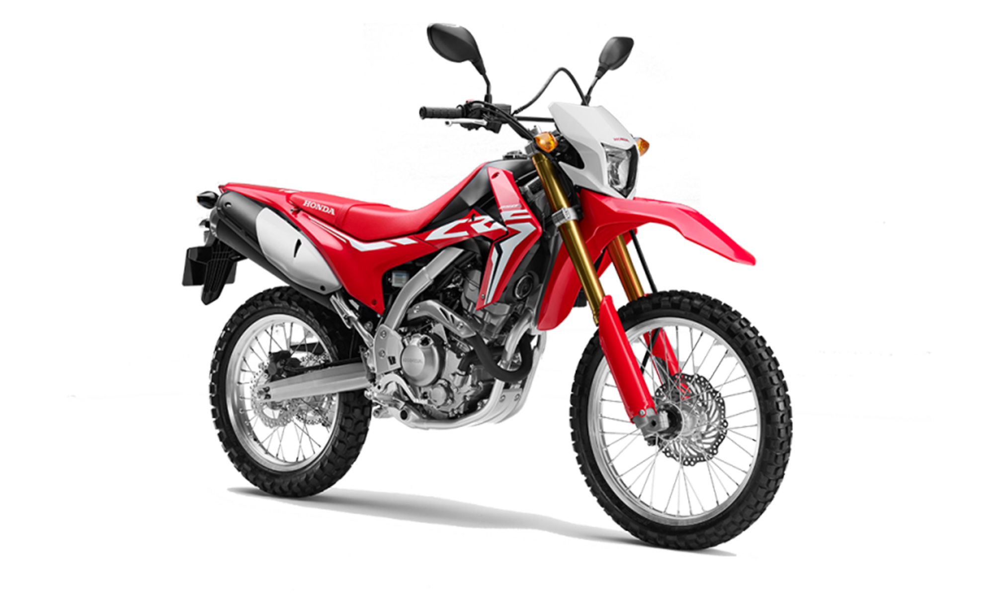 Red CRF 250L