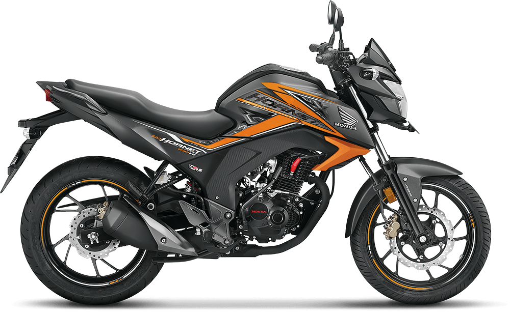 Mars Orange CB Hornet 160R New