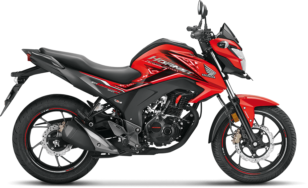 Sports Red CB Hornet 160R New