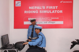 Syakar Safety Riding