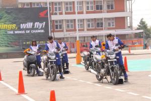 Syakar Safety Riding